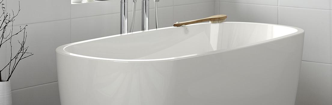 Bytt badekar. moderne og klassiske kar fra hafa.   hafa baderom