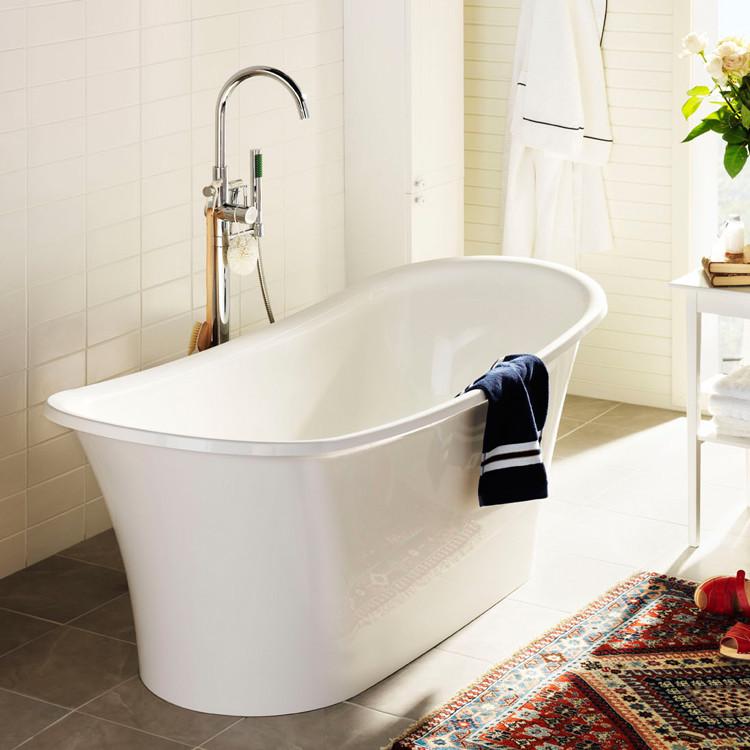Bytt badekar. Moderne og klassiske kar fra Hafa. - Hafa Baderom