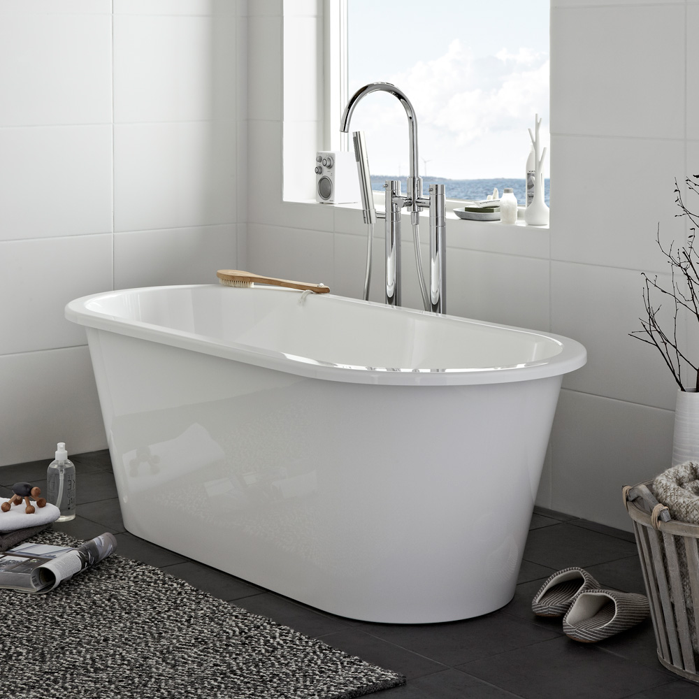 Hafa badekar