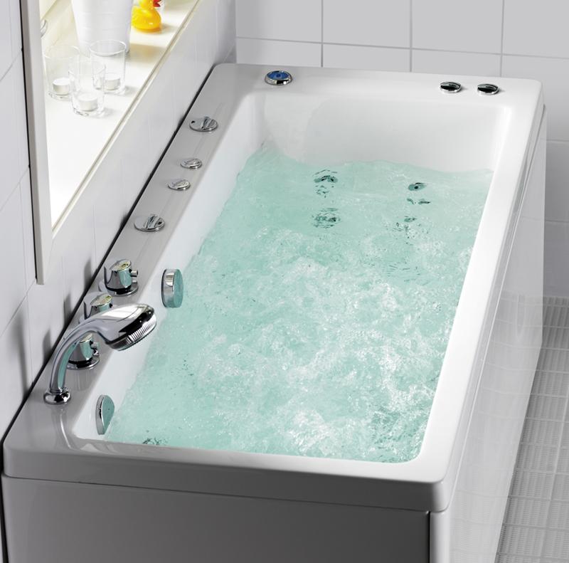 badekar massasje LIME 160SQ BADEKAR   Hafa Baderom badekar massasje